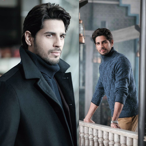 Sidharth Malhotra's early fashion goals for winter, sidharth malhotra`s early fashion goals for winter,  sidharth malhotra formal and casual look for this winter,  fashion goals for winter,  fashion statement for winter,  fashion trends 2016,  latest fashion trends,  ifairer