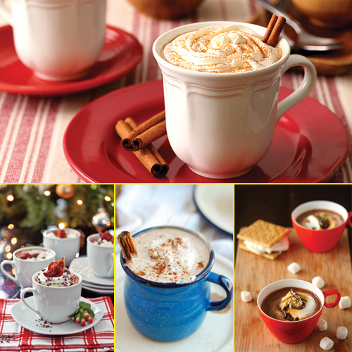 Warm Healthy Drink Recipes with unconventional twist