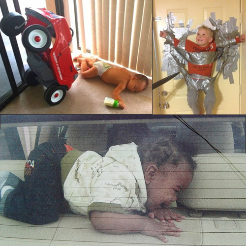 These 11 tragic pictures shows world's WORST mums and dads! , these 11 tragic pictures shows world`s worst mums and dads,  are these the world`s worst mums and dads,  photos of people failing at raising their children will make you feel like parent of the year,  general articles,  ifairer
