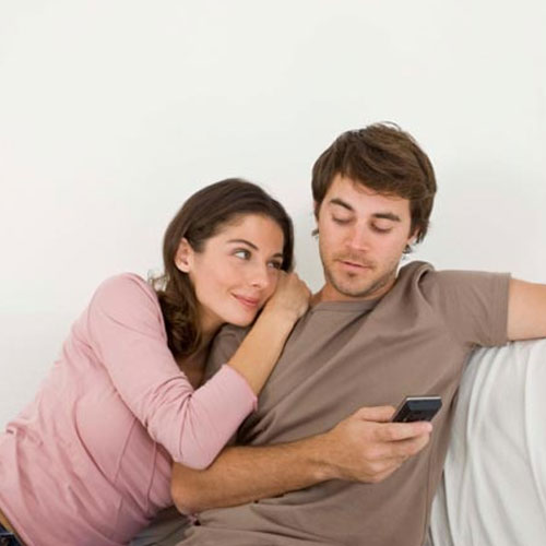 how to handle your partners stress