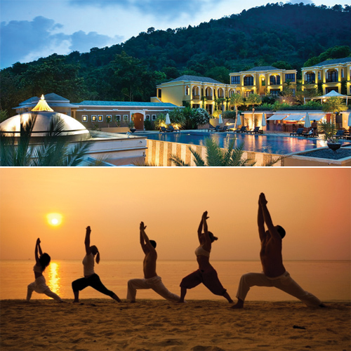 Most peaceful meditation retreats in India for spiritual vacation, most peaceful meditation retreats in india for spiritual vacation,  parmarth niketan,  shreyas retreat,  lotus of the desert retreat,  osho international meditation resort,  ananda in the himalayas,  travel,  ifairer