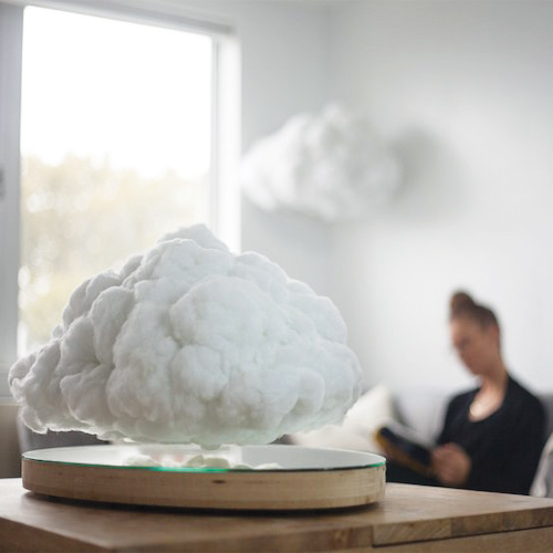 This Floating Cloud Speaker is synonymous to indoor thunderstorms, this floating cloud speaker is synonymous to indoor thunderstorms,  floating cloud speaker,  smart cloud,  smart cloud in india,  technology,  gadget,  ifairer