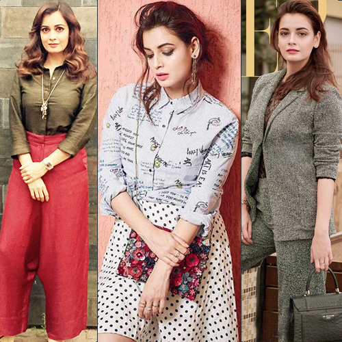 Dia Mirza keeps you up-to-date with the latest winter trends, dia mirza keeps you up-to-date with the latest winter trends,  dia mirza brings some colour-block action with these outfit,  dia mirza winter fashion goals,  dia mirza  latest fashion statement,  fashion trends 2016,  ifairer