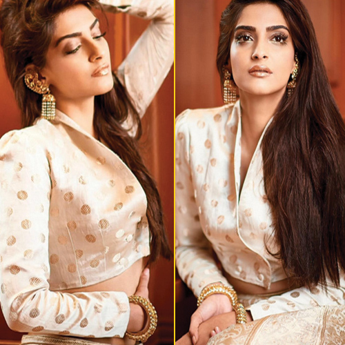 Sonam`s princess like jewelry is giving serious goals for Diwali and more, diwali special,  deepawali special,  sonam princess cut jewelry is giving serious goals for diwali,  jewelry goals for diwali,  jewelry ideas by sonam kapoor,  jaipur jewels,  fashion accessories,  ifairer