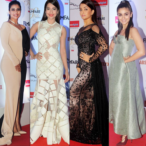 Filmfare Glamour and Style Awards 2016:10 B-town diva who stole the show   , filmfare glamour & style awards 2016:10 b-town diva who stole the show,  filmfare glamour & style awards 2016,  fashion trends 2016,  prachi desai,  diana penty,   amy jackson,  aishwarya rai bachchan,  katrina kaif,  alia bhatt,   kajol,  saiyami kher,  gauahar khan,  elli avram,  ifairer
