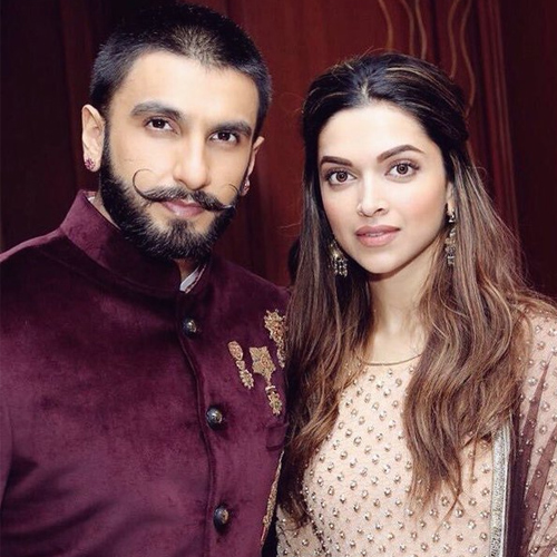 Ranveer Singh reacts to rumours of split with Deepika Padukone