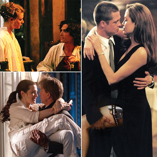 Hollywood movies with extramarital affairs