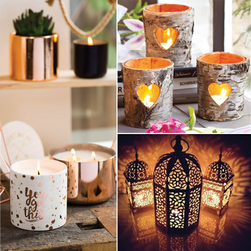 Beautiful candlelight decor ideas for a romantic evening
