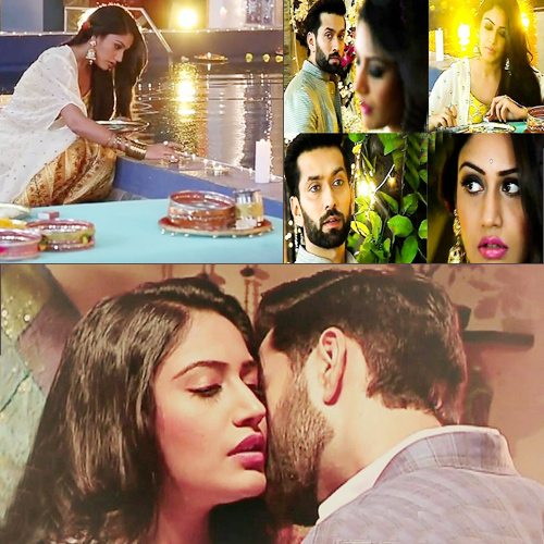 Anika to observe the karwa Chauth fast, Shivaay break her fast , anika to observe the karwa chauth fast,  shivaay break her fast,  shivaay-anika celebrate their first karwa chauth,  anika`s karva chauth fast for shivaay,  romance in the air for shivaay and anika,  ishqbaaz spoilers,  ishqbaaz shocking twist,  tv gossips,  tellybuzz,  tellyupdates,  indian tv serial news,  tv serial latest updates,  ifairer