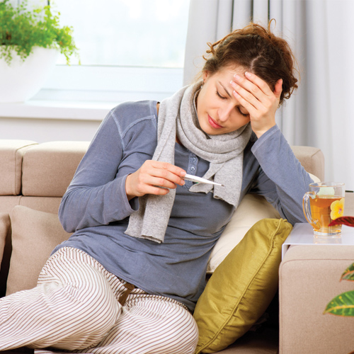 Here`s what to eat for faster recovery from fever