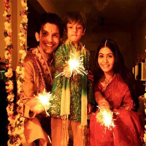 Spread happiness: Celebrate eco-friendly Diwali