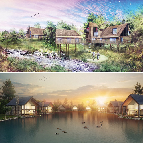 In Pics: Futuristic six-star resort featuring tree houses and tropical pool, futuristic six-star resort featuring tree houses and tropical pool,  luxury camel creek resort,  futuristic six-star resort,  camel creek six-star resort,  travel,  hotels and resorts,  ifairer