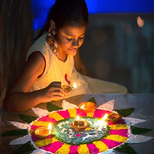 Lighting options to decorate home this Diwali