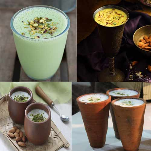 Recipes to make delicious dry fruit milk at home