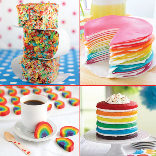 13 Irresistible Colorful Desserts from around the world, irresistible colorful desserts from around the world,  pretty rainbow themed dishes for parties,  rainbow themed dishes,  rainbow looking desserts,  colorful dessert ideas for parties,  cuisines,  ifairer