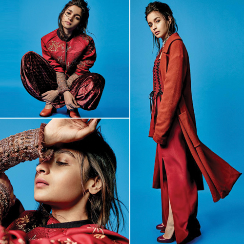 Gorgeous Alia Bhatt inspires fashion on Elle India cover, gorgeous alia bhatt inspires fashion on elle india cover,  alia bhatt on the cover of elle india,  alia bhatt look royal on the cover of elle india magazine,  fashion trends,  ifairer
