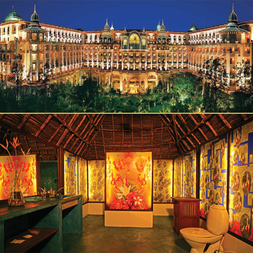 6 Most Incredibly Artistic Hotels in India, 6 most incredibly artistic hotels in india,  the dune,  the lodhi,  the leela palace,  itc chola,  le sutra,  itc maurya,  travel,  hotel,  ifairer