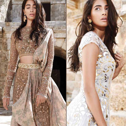 7 Latest Jewelry Trends by Pooja Hegde, to try, 7 latest jewelry trends by pooja hegde,  pooja hegde jewelry trends,  pooja hegde on elle india official,  fashion accessories,  fashion,  ifairer