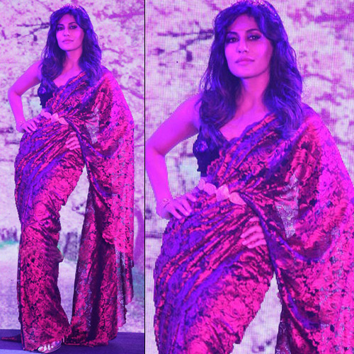 Chitrangada turns showstopper in traditional Indian wear for Intrika, chitrangada singh turns showstopper in traditional indian wear for intrika,  chitrangada turns showstopper for fashion label,  bollywood actress chitrangada singh,  bollywood news,  bollywood gossip
