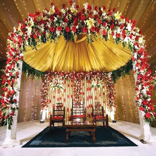 Beautiful Stage Decor Ideas For Indian Wedding Slide 4 Ifairer