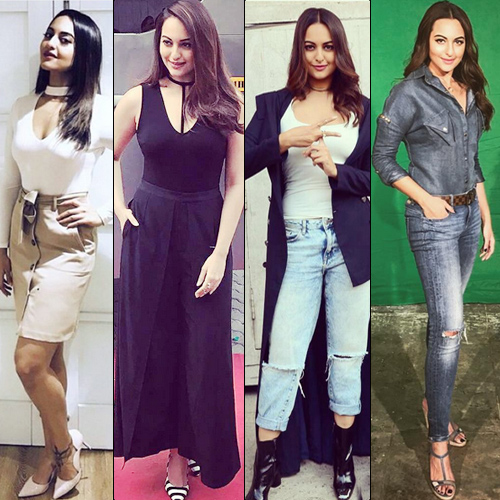 Sonakshi Sinha set 11 fashion trends to look graceful, sonakshi sinha set 11 fashion trends to look graceful,  sonakshi sinha`s wardrobe journey at force 2 promotion,  sonakshi sinha`s looks,  sonakshi sinha set new fashion goals,  sonakshi sinha fashion statement,  fashion trends 2016,  ifairer