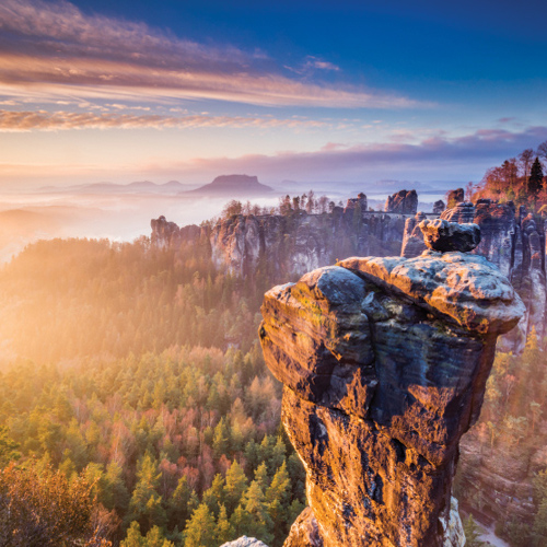 Hauntingly Beautiful Under Explored Elbe Sandstone Mountains, hauntingly beautiful underexplored elbe sandstone mountains,  elbe sandstone mountains,  elbe sandstone mountains tourism,  destination,  travel,  ifairer