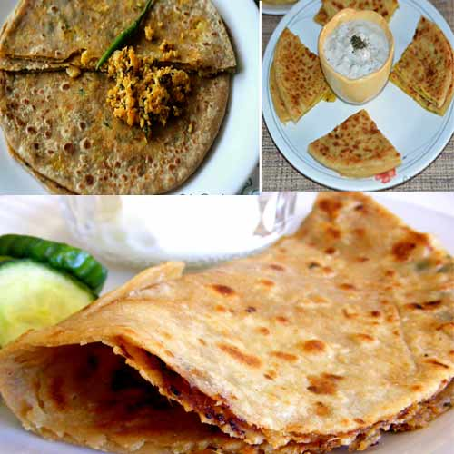 Winter special food: Stuffed Parathas , winter special dishes,  stuffed parathas recipes,  how to make stuffed parathas,  recipes to cook stuffed parathas,   aloo paratha,   mooli paratha,  gobi paratha,  ifairer