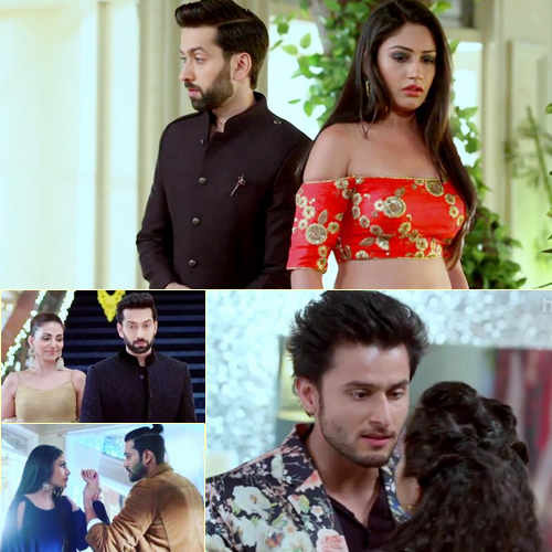 Shivaay-Tia, Anika-Daksh to marry in same mandap, Rudra-Soumya exposed, shivaay-tia,  anika-daksh to marry in same mandap,  rudra-soumya exposed,  swapping drama in mandap,  anika fails to expose tia,  ishqbaaz spoilers,  ishqbaaz shocking twist,  tv gossips,  tellybuzz,  tellyupdates,  indian tv serial news,  tv serial latest updates,  ifairer