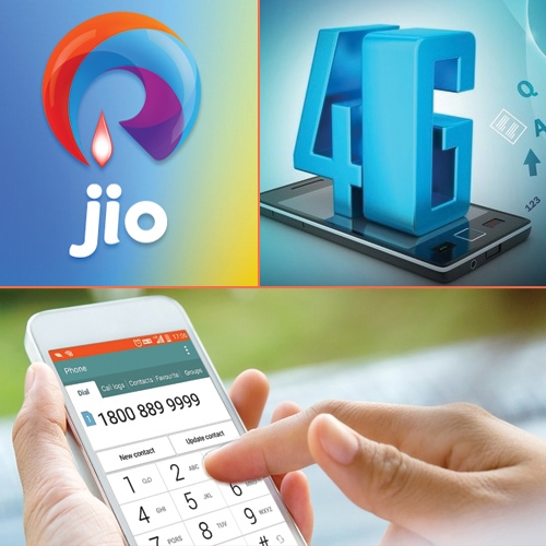 Reliance Jio to launch cheapest 4G support smartphone @ Rs. 1000, reliance jio to launch cheapest 4g support smartphone @ rs. 1000,  reliance jio to launch cheapest 4g volte smartphone,  reliance jio cheapest smartphone,  reliance jio,  technology,  ifairer