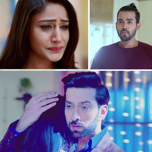 OMG Anika-Daksh to spend a night together, omg anika-daksh to spend a night together,  anika fails to expose tia,  ishqbaaz spoilers,  ishqbaaz shocking twist,  tv gossips,  tellybuzz,  tellyupdates,  indian tv serial news,  tv serial latest updates,  ifairer