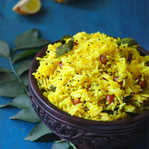 Cook tasty South Indian dish Lemon Rice , cook tasty south indian dish lemon rice at home,  lemon rice recipe,  south indian dish,  how to make lemon rice,  dish made of rice,  ifairer