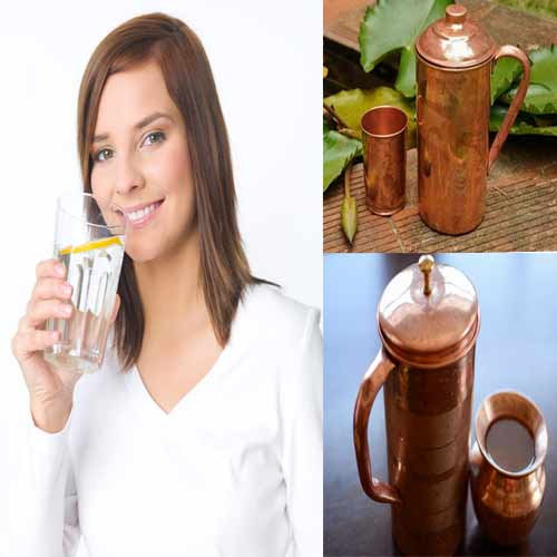 World Health Day: 5 Benefits of drinking water kept in Copper vessels, world health day,  world health day 2020,  know the benefits of drinking water kept in copper vessels,  benefits of copper vessels stored water,  why to drink water stored in copper vessels,  how copper vessels stored water is good for health,  ifairer