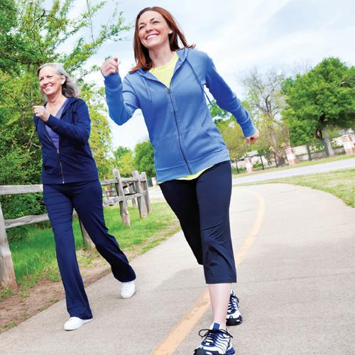 Ways to lose weight while walking