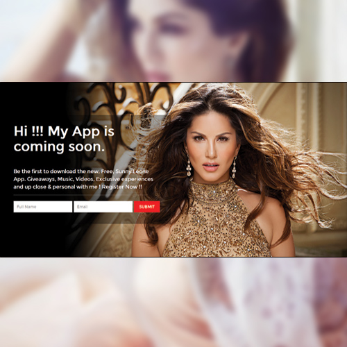 Sunny Leone excited to launch her solo Mobile App, sunny leone excited to launch her solo mobile app,  sunny leone to launch her mobile app,  sunny leone new mobile app,  mobile app launch by sunny leone,  technology,  ifairer