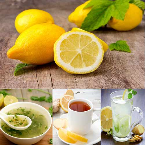 Lemon drinks to reduce your weight