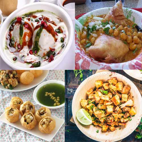 Delhi Street Food- Explore the colourful Delhi , delhi street food,  explore delhi food,  delhi,  famous food items,  popular street food of delhi,  what to eat in delhi,  ifairer