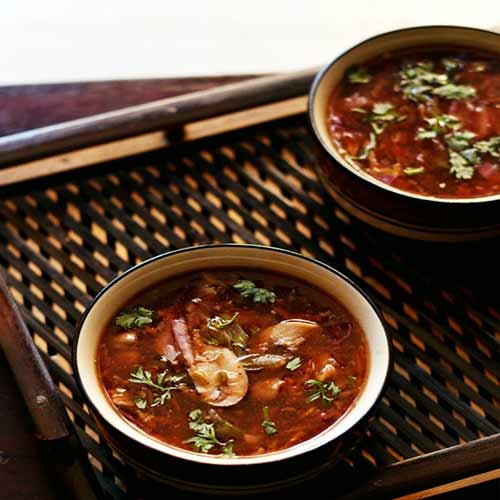 Make market like Hot and Sour Soup at home