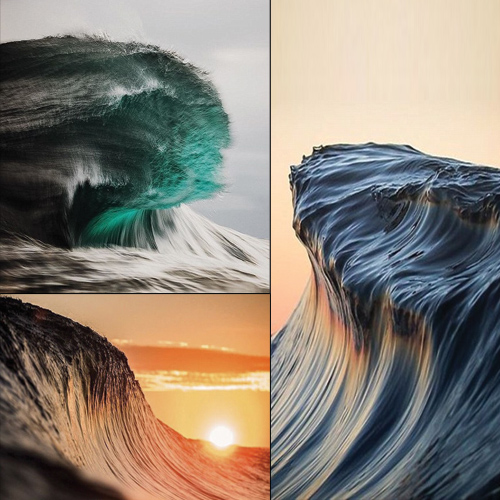 Mighty ocean waves captured in lenses, in 12 pics