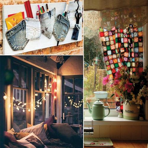 Jeans Memo Board 8 Other Modern Home Decor Ideas Slide 1