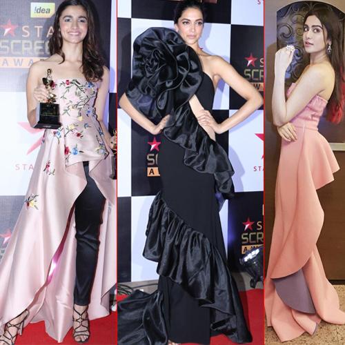 Star Screen Awards 2016: 8 Best dressed Bollywood hotties