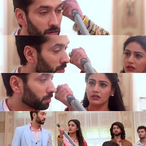 Shivaay finally breaks down, Anika shocked , shivaay finally breaks down,  anika shocked,  shivika,  ishqbaaz spoilers,  ishqbaaz shocking twist,  tv gossips,  tellybuzz,  tellyupdates,  indian tv serial news,  tv serial latest updates,  ifairer
