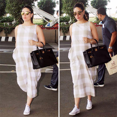 When 20 Maternity trends sets by Kareena Kapoor