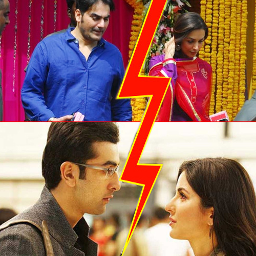 Celebrity couple who have called it quits 2016