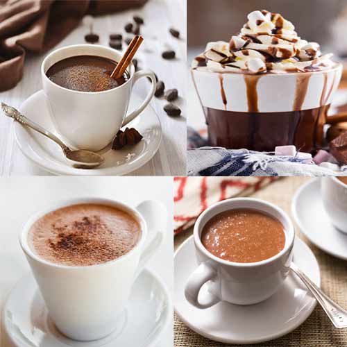 4 Ways to make yummy Hot Chocolate , 4 ways to make yummy hot chocolate,  recipe of hot chocolate,  how  to make yummy hot chocolate,  easy tips to make hot chocolate,  list of hot beverages,  ifairer