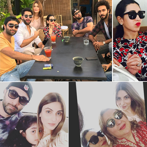 The Kapoor family's Christmas brunch, in pics, the kapoor family`s christmas brunch,  in pics,  inside photos from the kapoor family christmas brunch,   christmas brunch of kapoor family,  bollywood news,  bollywood gossip,  ifairer