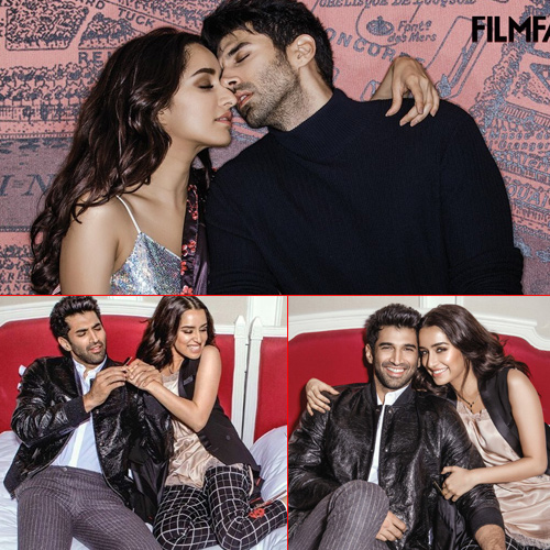 Aditya-Shraddha's intense love affair on Filmfare, aditya roy kapur-shraddha kapoor`s intense love affair on filmfare,  aditya roy kapoor and shraddha kapoor on the cover of filmfare magazine january 2017 issue,  aditya roy kapur,  shraddha kapoor,  aditya roy kapur-shraddha kapoor latest photoshoot,  bollywood news,  bollywood gossip,  ifairer
