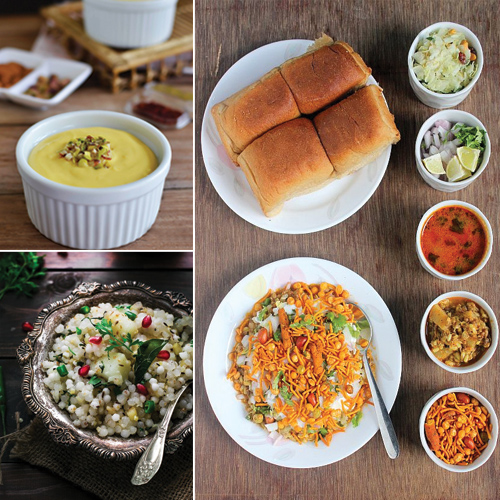 Mouthwatering traditional cuisine of Maharashtra