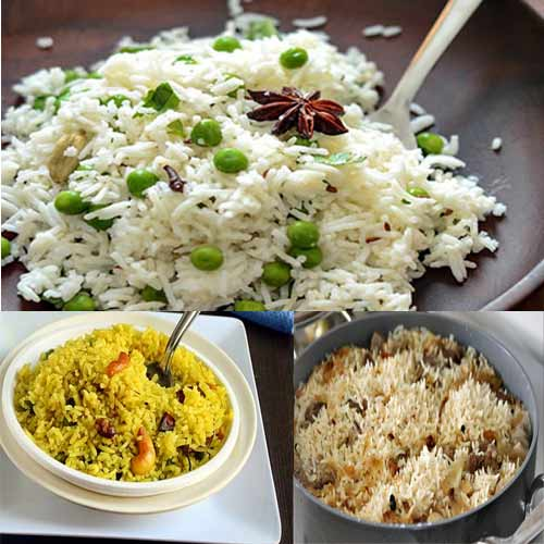 Recipes to cook varieties of Pulao , recipes to cook varieties of pulao,  pulao recipe,  main course recipe,  how to make varieties of pulao,  know how to make pulao,  ifairer