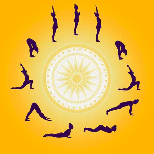 Know why to do Surya Namaskar for weight loss