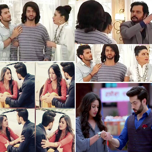Omkara to leave Oberoi mansion, Tia attempts to kill Anika, omkara to leave oberoi mansion,  tia attempts to kill anika,  shivika,  ishqbaaz spoilers,  ishqbaaz shocking twist,  tv gossips,  tellybuzz,  tellyupdates,  indian tv serial news,  tv serial latest updates,  ifairer